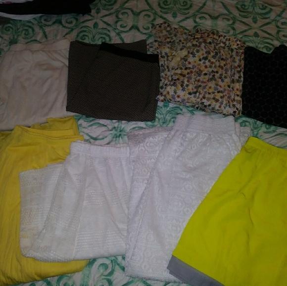 Dresses & Skirts - Womens Skirt Lot
